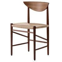 &Tradition Drawn HM3 tuoli, pähkinä