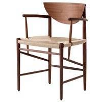 &Tradition Drawn HM4 tuoli, pähkinä
