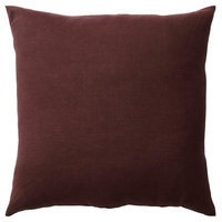 &Tradition Collect Linen SC29 tyyny, 65 x 65 cm, burgundy
