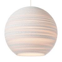 Graypants Moon18 riippuvalaisin, valkoinen