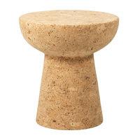 Vitra Cork Family sivupöytä/jakkara, Model D