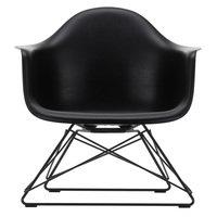 Vitra Eames LAR lepotuoli, deep black - basic dark