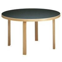 Artek Aalto pöytä 91, koivu - musta