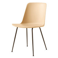 &Tradition Rely HW6 tuoli, pronssi - beige