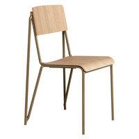 Hay Petit Standard tuoli, savi - mattalakattu tammi