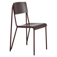 Hay Petit Standard tuoli, viininpunainen - viininpunainen
