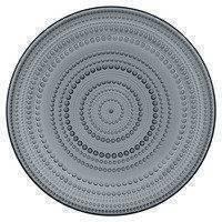 Iittala Kastehelmi lautanen 315 mm, tummanharmaa