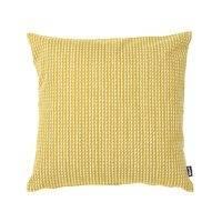 Artek Rivi tyynynpäällinen, 40 x 40 cm, canvas, sinapinkelt. - valk.