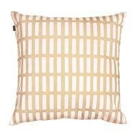 Artek Siena tyynynpäällinen, 40 x 40 cm, hiekanruskea - valkoinen