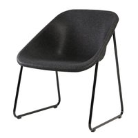 Inno Kola light tuoli, musta