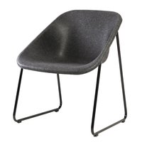 Inno Kola light tuoli, harmaa