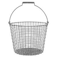 Korbo Metallikori Bucket 24, galvanoitu