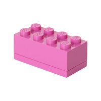 Room Copenhagen Lego rasia, pieni, vaaleanpunainen