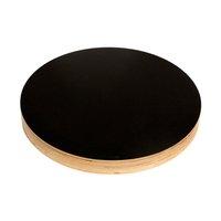 Kotonadesign Muistitaulu pieni pyöreä, musta