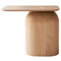 Nikari April pöytä, keskikokoinen, tammi