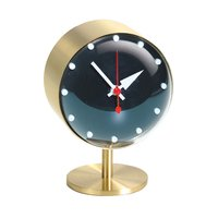 Vitra Night Clock pöytäkello, messinki