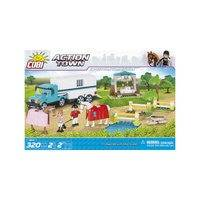 Cobi EQUESTRIAN COMPETITION (320 palaa)