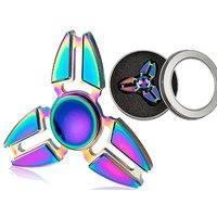 Metallinen crazy rainbow 1 spinneri