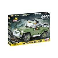 Cobi Jeep Wrangler Military (250 osaa)