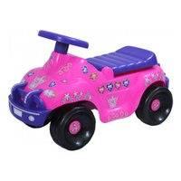 Plasto Prinsessapotkuauto