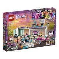 LEGO Friends 41351 Luova tuunausautokorjaamo