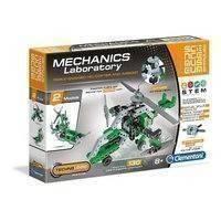 Clementoni Mechanic Laboratory Helikopteri & Hydrokopteri
