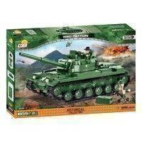 Cobi M60 Patton Panssarivaunu (605 osaa)