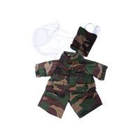Erikoisjoukkojen puku, 40 cm, Teddy Mountain