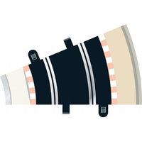 Mutka Sport, R2 22.5 astetta (Scalextric)