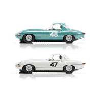 Legends Jaguar E-tyyppi 1963 L (Scalextric)