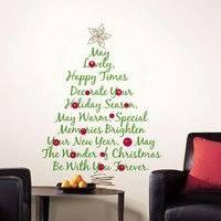 Joulukuusi Seinätarra (449500)