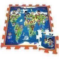 Leikkimatto lapsilla ja mailla (674005)