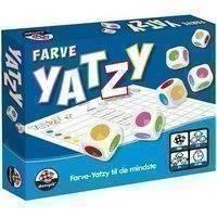 Väri Yatzy (Danspil 14008)