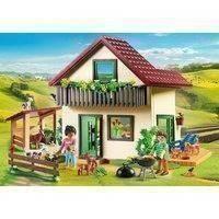 Moderni maalaistalo (Playmobil 70133)