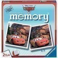 Disney Autot XL muistipeli (Cars 21223)