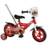 Cars Childbike 10 tuumaa (Cars 31005)