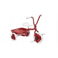 Punainen Kolmipyörä laatikolla (Winther 40500)