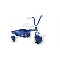 Sininen Kolmipyörä laatikolla (Winther 40508)
