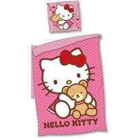 Hello Kitty Vuodevaatteet 100x140 cm (Hello Kitty 16932)
