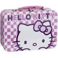Hello Kitty Lounaslaatikko, metallia (Hello Kitty 506278)