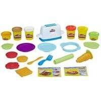 Pelaa Doh-leivänpaahdinta (Play-Doh)