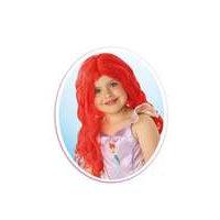 Pieni merenneito peruukki (Disney Princess 009904)