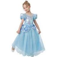 Tuhkimo Premium mekko 104 cm (Disney Princess 620480)