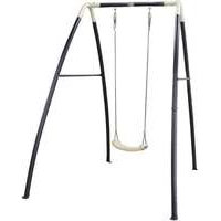 Swing stand metal musta 1 kein
