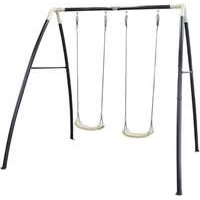 Swing stand metal musta 2 kein