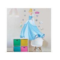 Tuhkimo seinätarra (Disney Princess 44340)