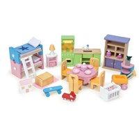 Le Toy Van Aloittelijan kalustepakkaus (Le Toy Van 000040)
