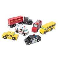 New Yorkin autot (Le Toy Van 341268)