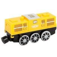 Paristokäyttöisen Junan Lisävaunu (008538)