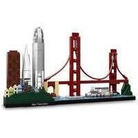 San Francisco Skyline (LEGO 21043)